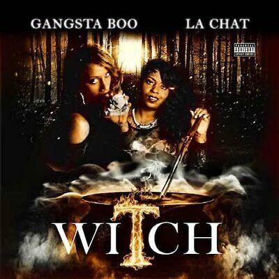 GANGSTA BOO & LA CHAT, WITCH (EXPLICIT, HIP HOP CD) segunda mano  Embacar hacia Argentina