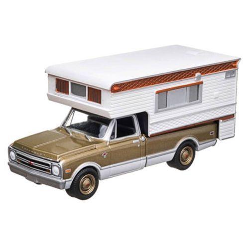 Trat Er Toy : Camper diecast modern manufacture ebay