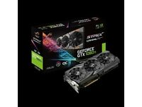 Asus 1080Ti Strix Overclock edition graphics card - Warranty & proof of purchase