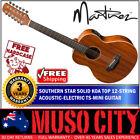 Martinez Left-Handed Acoustic Guitars
