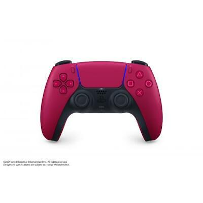 PlayStation 5 DualSense Wireless Controller Cosmic Red - Compatible w/ PlayStati