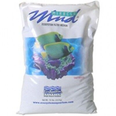 10#s EcoSystem Miracle Mud Refugium Mineral for corals reef tanks