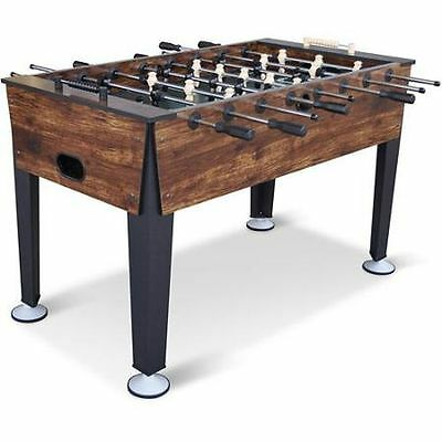 Competition Sized Foosball Table Soccer Game Room Arcade Hockey Air Foos ball