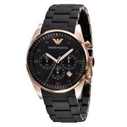 Armani Watch Men Gold