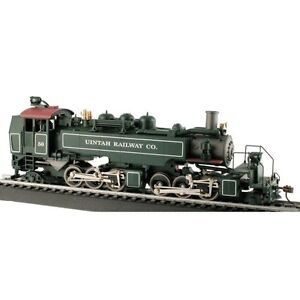 Mantua 351602 HO Unitah-Green 2-6-6-2 T Articulated Logger Steam Locomotive
