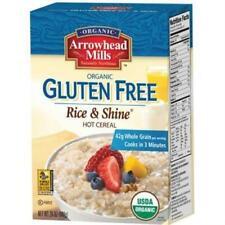 Arrowhead Mills Organic Gluten Free Rice & Shine (6x24 Oz ...