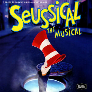 Seussical-The Musical cd(new/sealed)