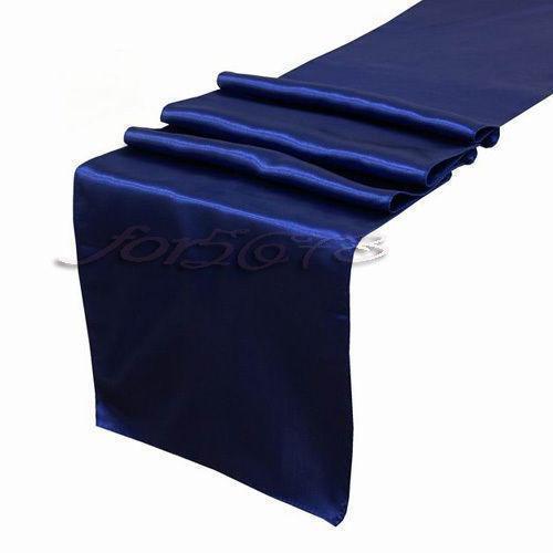 Navy Blue Table Runner Ebay