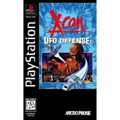 X-com PlayStation