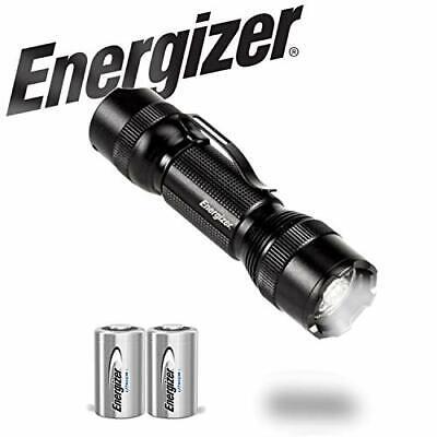 Energizer Tac700 Tactical LED Flashlight, Ultra Bright 700 H