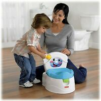 Fisher-Price - Petit-Pot Learn to Flush Potty
