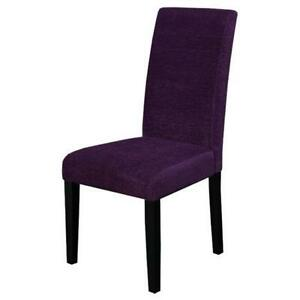 purple chair ebay. Black Bedroom Furniture Sets. Home Design Ideas