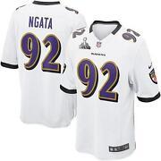 Authentic Ravens Jersey