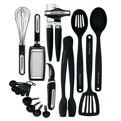 Complete Kitchen Cooking Utensil Accessories Tool Gadget Set