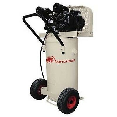Air Compressor Commercial - 20 Gallon - 2 Horsepower Hp - 110 115 Volts