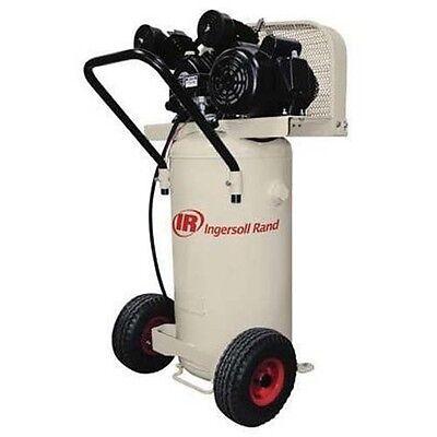 Air Compressor Commercial - 20 Gallon - 2 Horsepower Hp - 110 115 Volts