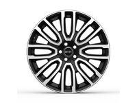 "Land Rover Range Rover 23"" Alloy Wheel Pace Car by Kahn"