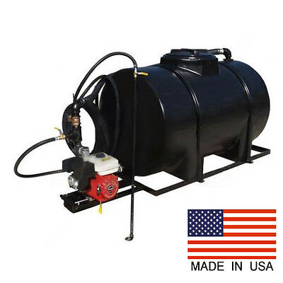 "Asphalt Sealcoating Sprayer - 325 Gallon - Honda Engine - 185 GPM - 48"" Wand"