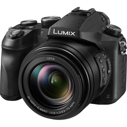 Panasonic Lumix DMC-FZ2500 20.1MP Digital Camera (Black)