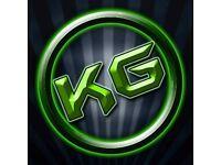 Krazy Gamer Youtube Channel