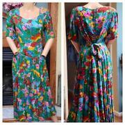 India Hippie Dress