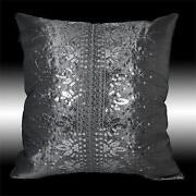 Pink Sequin Pillow Ebay