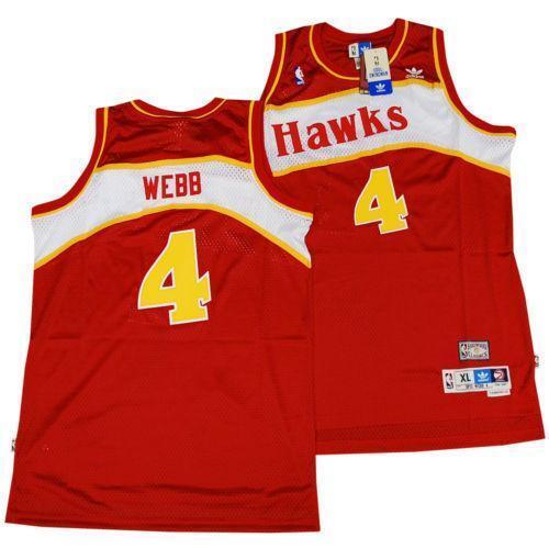 Spud Webb Jersey: Basketball-NBA