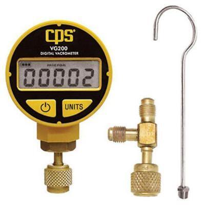 Cps Products Vg200 Vacuumeter Vacuum Gauge With Digital Display