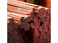Copper Pipes 15/22/28mm x 30 m - Bundle of 10x3m for plumbing gas water heating