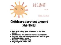 Kids About! Childcare Services in Sheffield
