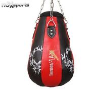 Cowhide Punch Bag