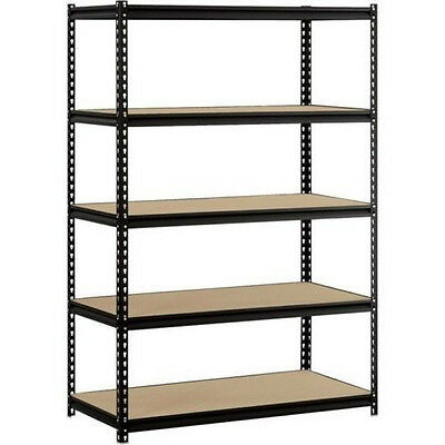 Heavy Duty Shelf  Garage Steel Metal Storage 5 Level Adjustable Shelves Rack NEW
