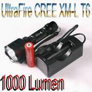 LED Taschenlampe 1000 Lumen