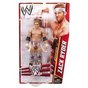 WWE Action Figures Zack Ryder