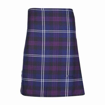 New Scottish Tartan Wedding Mens Kilt 8 Yard Polyviscose in Heritage of Scotland