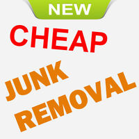 Affordable trash and junk removal services (647) 989-5865