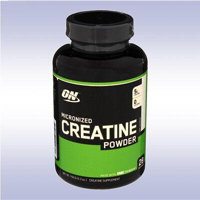 OPTIMUM NUTRITION CREATINE POWDER (150 G) monohydrate creapure energy amino whey](optimum nutrition whey deals)