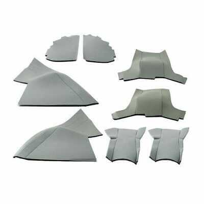 Cab Foam Kit Embassy Gray Vinyl Compatible With Case Ih 595 4210 685 695 895