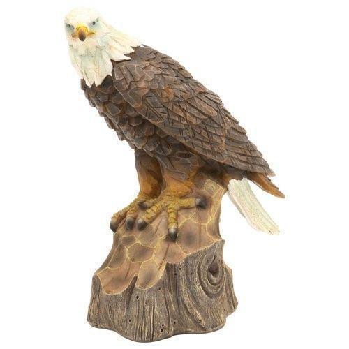 Bald eagle wood carvings ebay