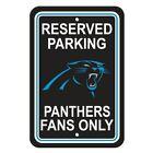 Carolina Panthers NFL Signs