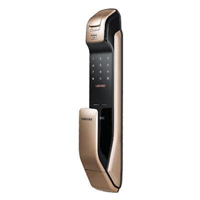 2016 SAMSUNG SHP-DP920 Keyless Fingerprint PULL PUSH Digital Door Lock