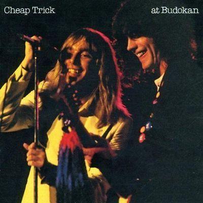*NEW* CD Album Cheap Trick - At Budokan  (Mini LP Style Card Case)