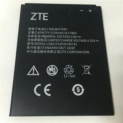 2150mAh 3.8V Original  Battery Li3821T43P3h745741 For ZTE Blade L5 Plus C370