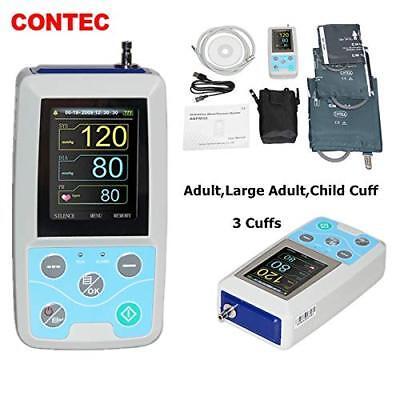 Contec Fda 24h Ambulatory Blood Pressure Monitorpc Software Nibp Holter3 Cuffs