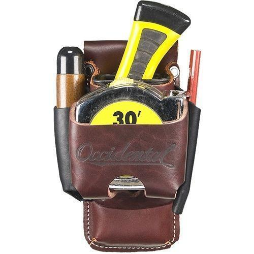 Leather Wall Equipment Holder: Leather Tool Holder
