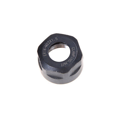 Er16 M221.5 Collet Clamping Nuts For Cnc Milling Chuck Holder Lathe Qh