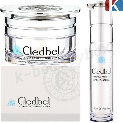 Lifting Face Serum (CLEDBEL Face Lift Program Hydra Power Lifting Cream 50ml Serum 30ml / Anti-Agin)