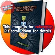 Human Resource Management Dessler