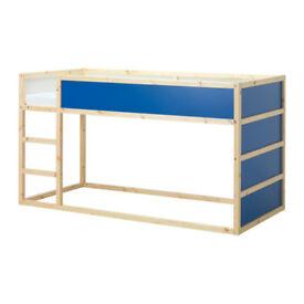 KURA - Kids ikea bunk bed/ reversible bed