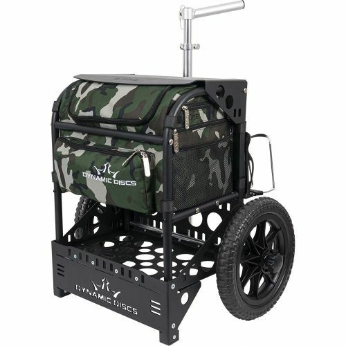 Dynamic Discs Transit Cart by ZUCA Woodland Camo - Factory Direct